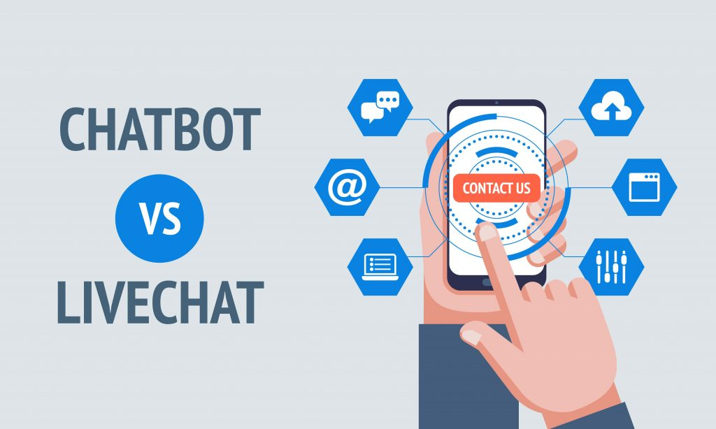 Livechat & chatbots: hype of must?